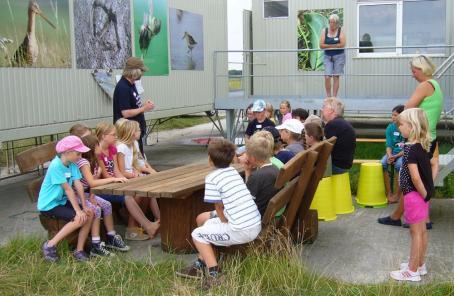Die Nationalpark-Erlebnisstation Sehestedt
